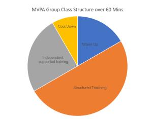 Class Structure PIECHART image